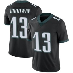 Nike Marquise Goodwin Philadelphia Eagles Youth Limited Black Alternate Vapor Untouchable Jersey